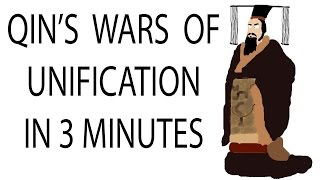 Qin's Wars of Unification | 3 Minute History