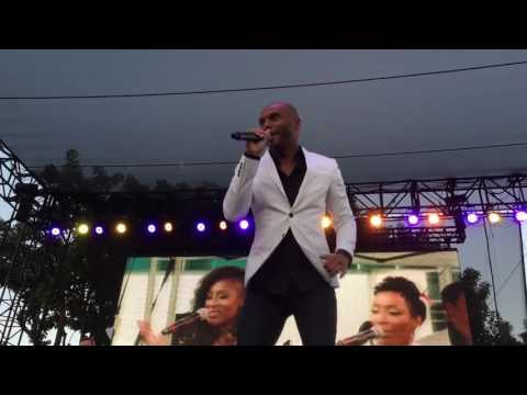 Kenny Lattimore - Love Me Back - Long Beach Jazz Festival 8/14/16