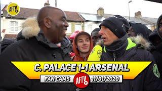 Crystal Palace 1-1 Arsenal | Xhaka Was Brilliant Again Today! (Lee Judges)