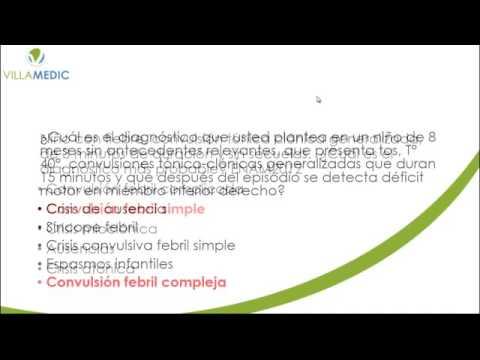 Virtual Pediatria Convulsion Febril Youtube