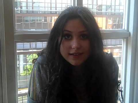 Eliza Doolittle Supports Teen Road Safety -- TFL