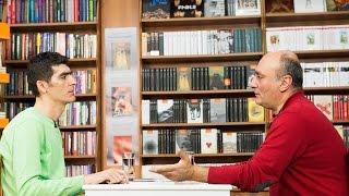 Բարձր գրականություն Արքմենիկ Նիկողոսյանի հետ  Հրանտ Մաթևոսյան