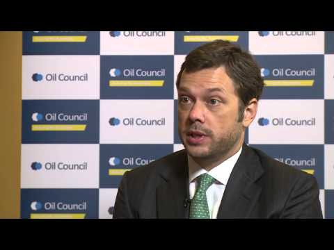 2015 Asia-Pacific Assembly: Luca Tonello, Head of Oil & Gas Asia, SMBC Interview