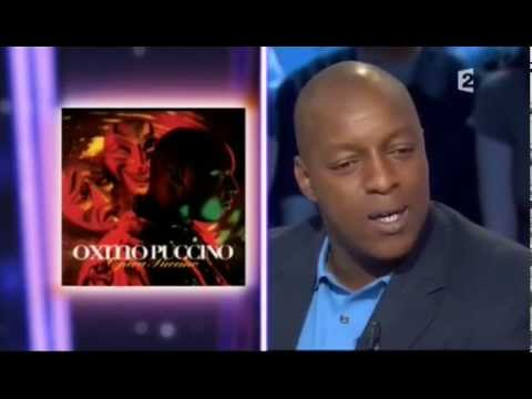 Oxmo Puccino - On n est pas couché 25 avril 2009 #ONPC