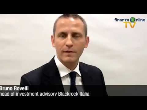 Bruno Rovelli, head of investment advisory Blackrock Italia