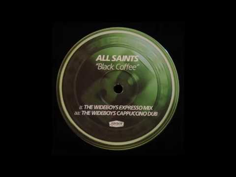All Saints Black Coffee The Wideboys Expresso Mix