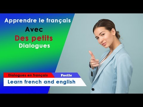 Dialogues en français - learn french conversation
