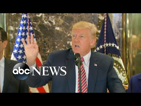 Thumbnail: Trump references inaccurate anecdote after Barcelona attack