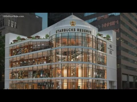 World S Largest Starbucks Coming To Chicago