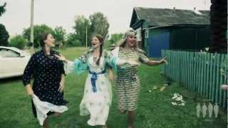 Love Story_Alexander & Masha: Доярки.RU