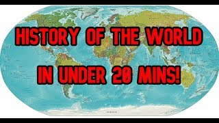 History of the World in Under 20 Minutes! | Stoned History #4 | IndoorSmokers