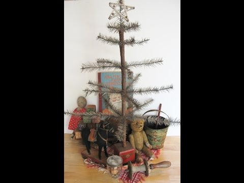 Christmas Antique Primitives Home Decor Decorating Ideas