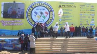 Байкальская рыбалка 2014г. 4-е место.