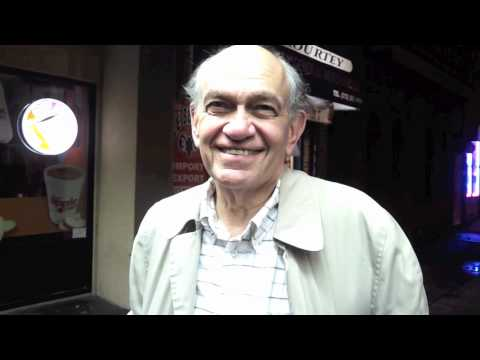 Mr. Binderman on Harlem Wednesday Gospel Experience with Neal Shoemaker and Harlem Heritage Tours.