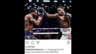 Lamont Peterson QUIT Against Errol Spence #NOMASSPENCE Spence CALLS OUT Thurman, Thurman Responds!!