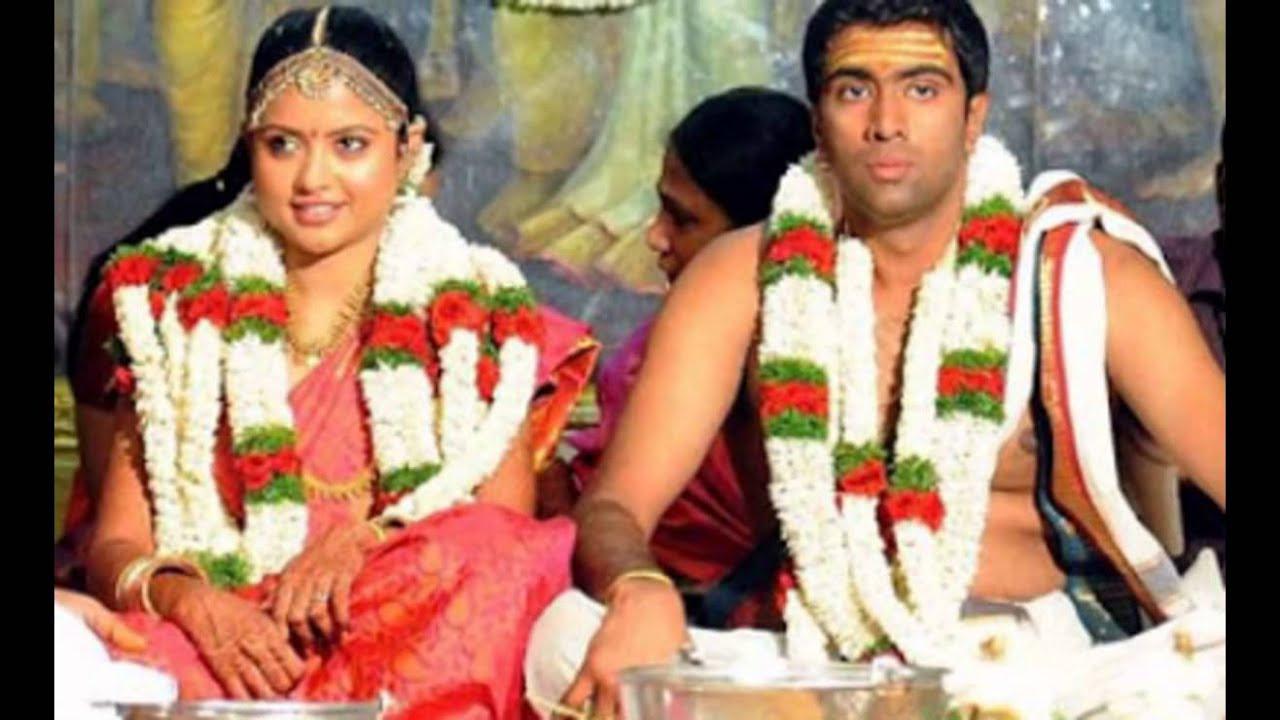 indian cricket player ravichandran ashwin marriagewedding
