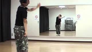 GLISTER LESSON GL クラス 「Lachrymarum」 (黒魔女シーンのダンス)