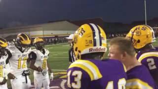 Week 7 of Louisiana High School Football: St. James vs Lutcher