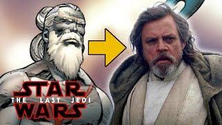 Has Luke Taken the Barash Vow?