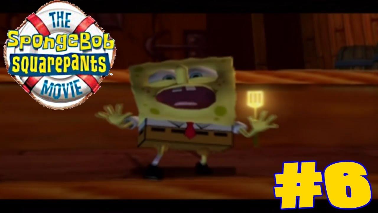 The spongebob squarepants movie game episode 6 youtube