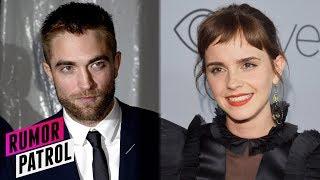 Emma Watson & Robert Pattinson Secretly DATING?! (Rumor Patrol)