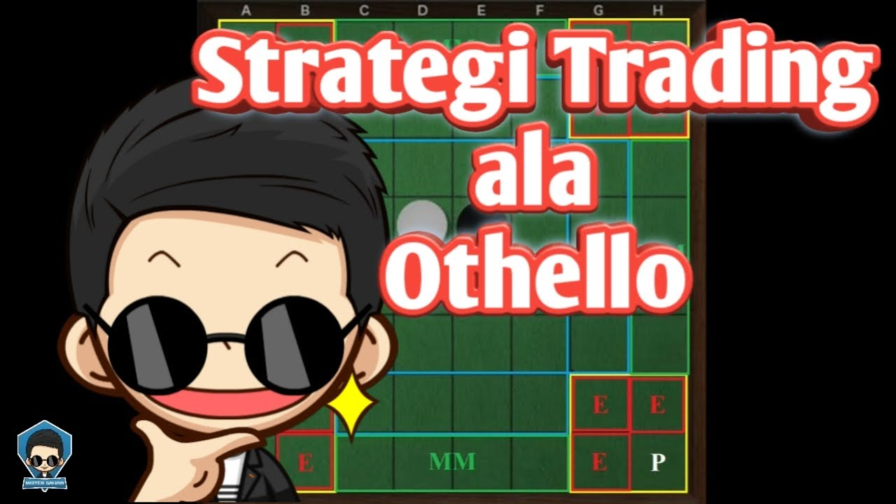 Reversi Othello: Chapter 6 - Strategi Dasar Endgame