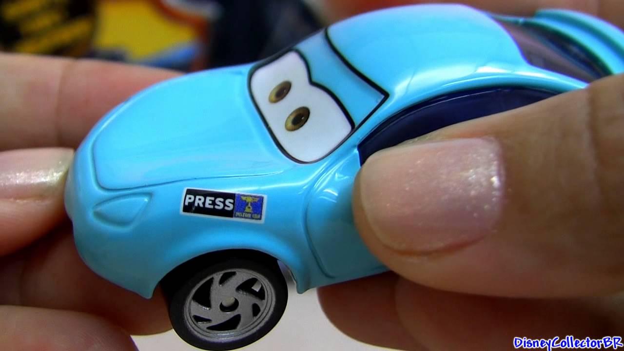 Disney Cars Kori Turbowitz Diecast 1 55 Scale Disney Pixar