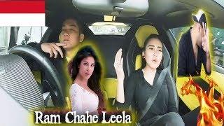Download Lagu AYU TING TING Nangis Gara-Gara BOY WILLIAM?! - Ram Chahe Leela   INDIAN REACTION TO INDONESIAN VIDEO Mp3