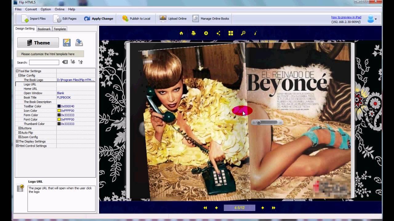 flip html5 free flip newspaper maker youtube