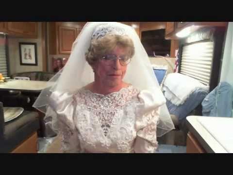 Ms Jean at a Shotgun Wedding