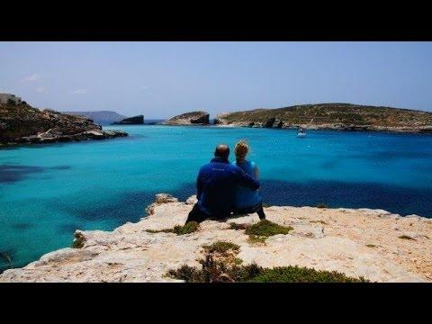 The Best of  (Comino-Gozo)- Island Rodzinka na Urlopie. Full-HD