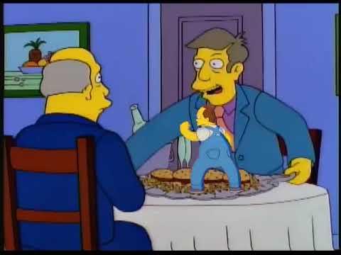 Shooting Simpsons