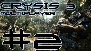 Crysis 3 Multiplayer Gameplay #2   Jäger auf Skyline   Deutsch   HD