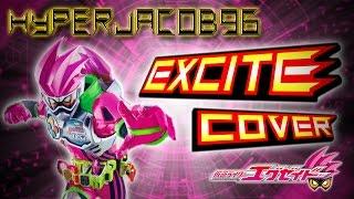 [COVER] EXCITE - Kamen Rider Ex Aid Opening