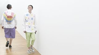 Comme Des Garons Shirt | Spring Summer 2018 Full Fashion Show | Exclusive