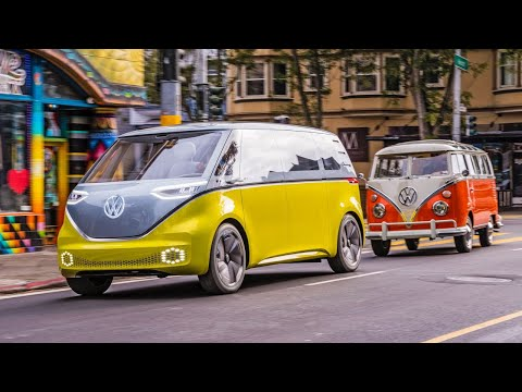 2025 Volkswagen ID Buzz Concept | Interior Features,Specs and Drive| Autocar TV
