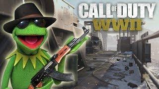EL CAÑÓN DE LA RANA GUSTAVO | Live con Josemi y Ángel | Call of Duty World War II