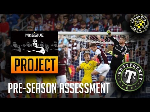 FM18| Columbus Crew Project 2 | Pre Season Assessment  on Football Manager 2018