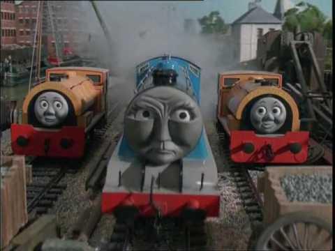 Tomas i Drugari-Heroji