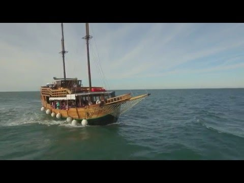 Panoramic boat trip on the Slovenian coast