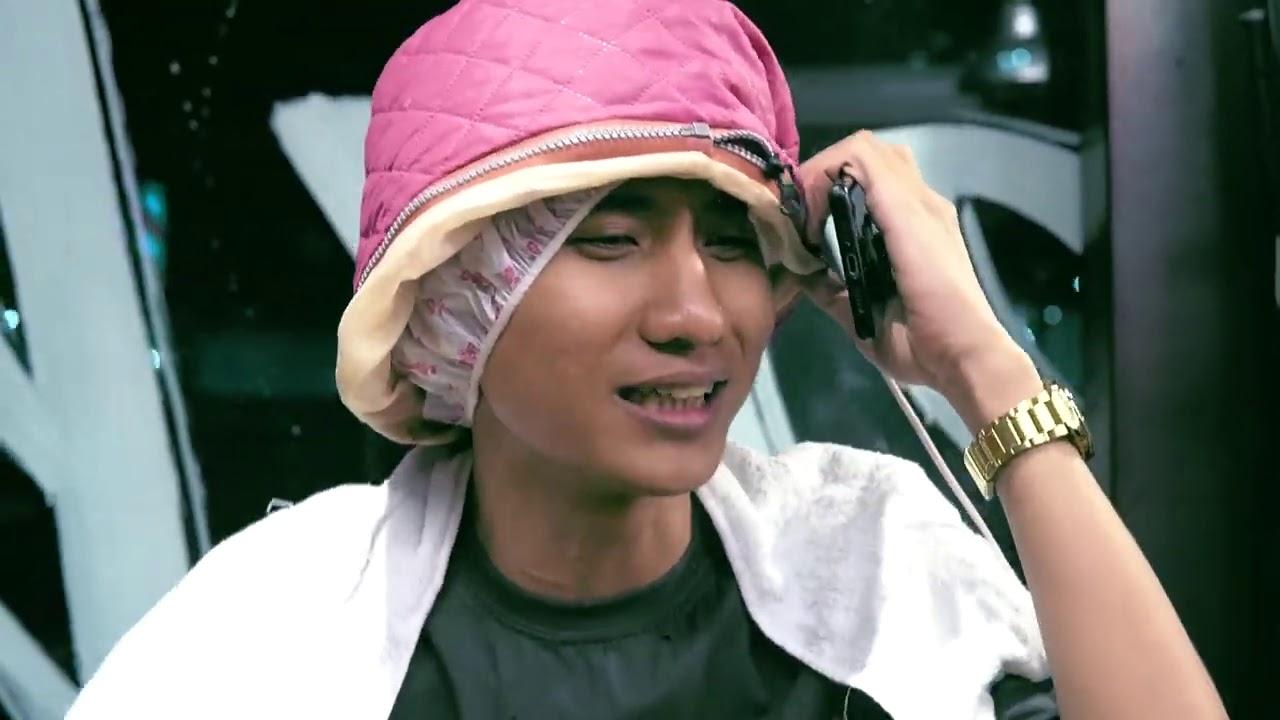 #4 teamWOWY freestyle ngẫu hứng lúc làm điệu của mấy anh đẹp trai trước giờ G của Rap Việt tập 7