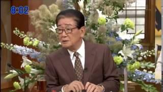 サンデーモーニング 冒頭で岸井成格氏の死去の話題