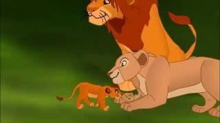 EL rey león 4 el príncipe kopa parte 2