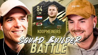 SQUAD BUILDER BATTLE | 84 IF KOOPMEINERS
