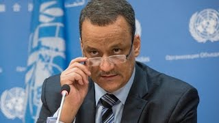 المبعوث الدولي إلى اليمن يعلن هدنة لمدة 72 ساعة