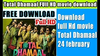 total dhamaal hd movies