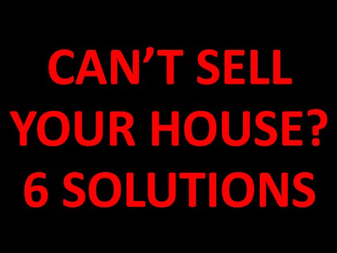 Can't Sell Your House? 6 Tips for Problem Selling Home. EXCASA