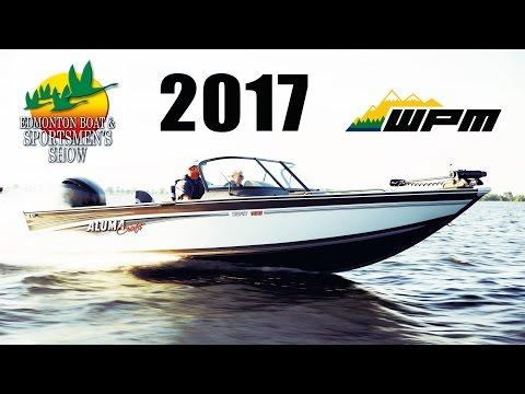 2017 Edmonton Boat & Sportsmen's Show | #WPM