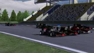 F1 Race Temporada 2013 Parte 2