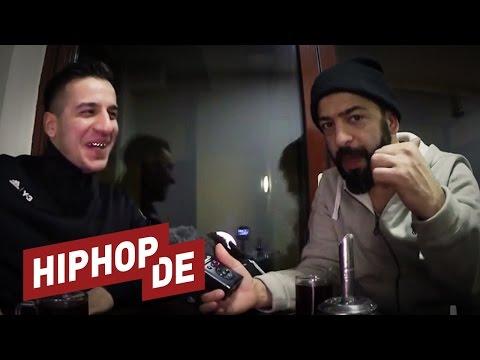 """Ufo361: """"Ich bin ein Berliner"""", Fler, Haftbefehl, Graffiti, Integration & Trap (Interview) #waslos"""